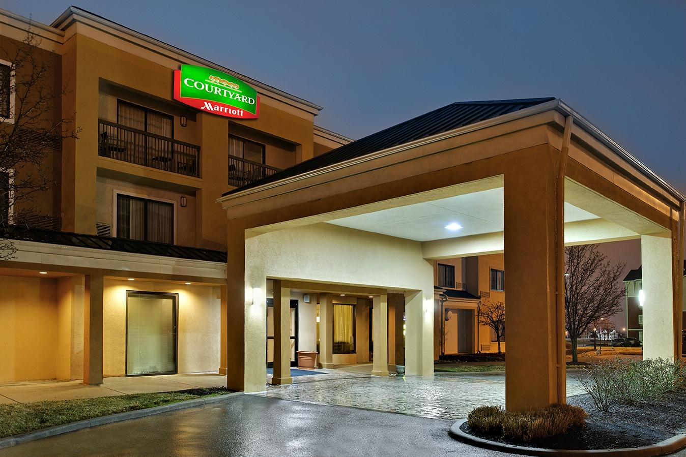Courtyard by Marriott Cincinnati Airport South / Florence