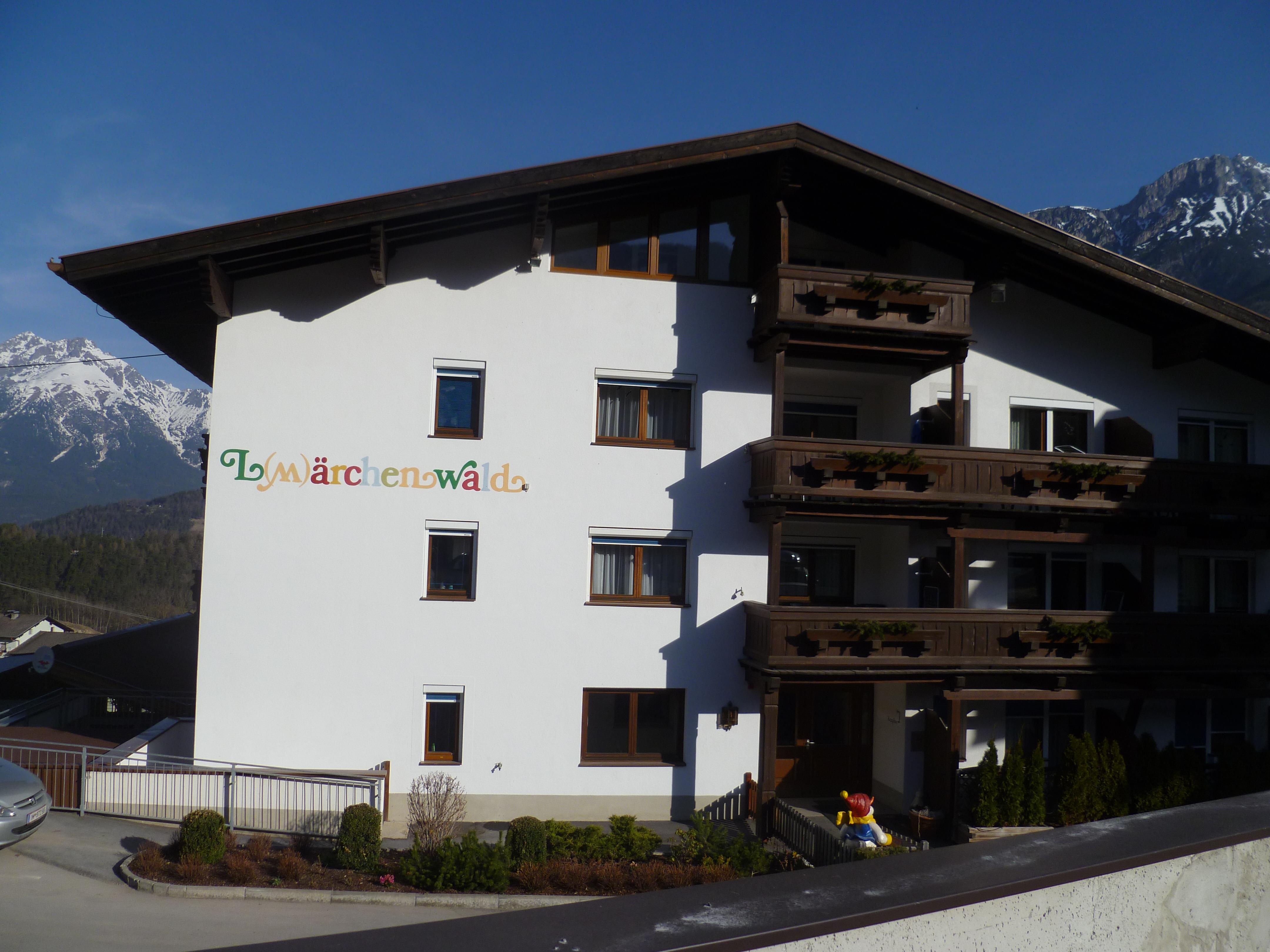 Kinderhotel L(M)archenwald