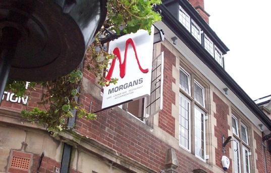 Morgans - The Exchange Hotel