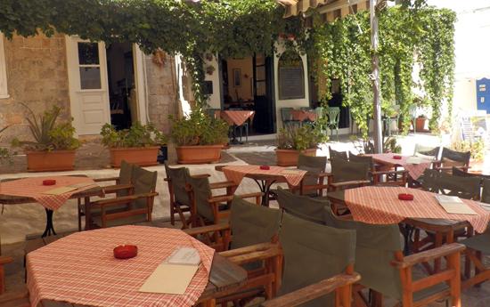 Ostria Restaurant