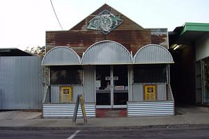 The Cyclone Cafe