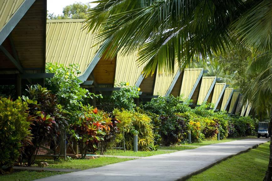 palm bungalows hamilton island