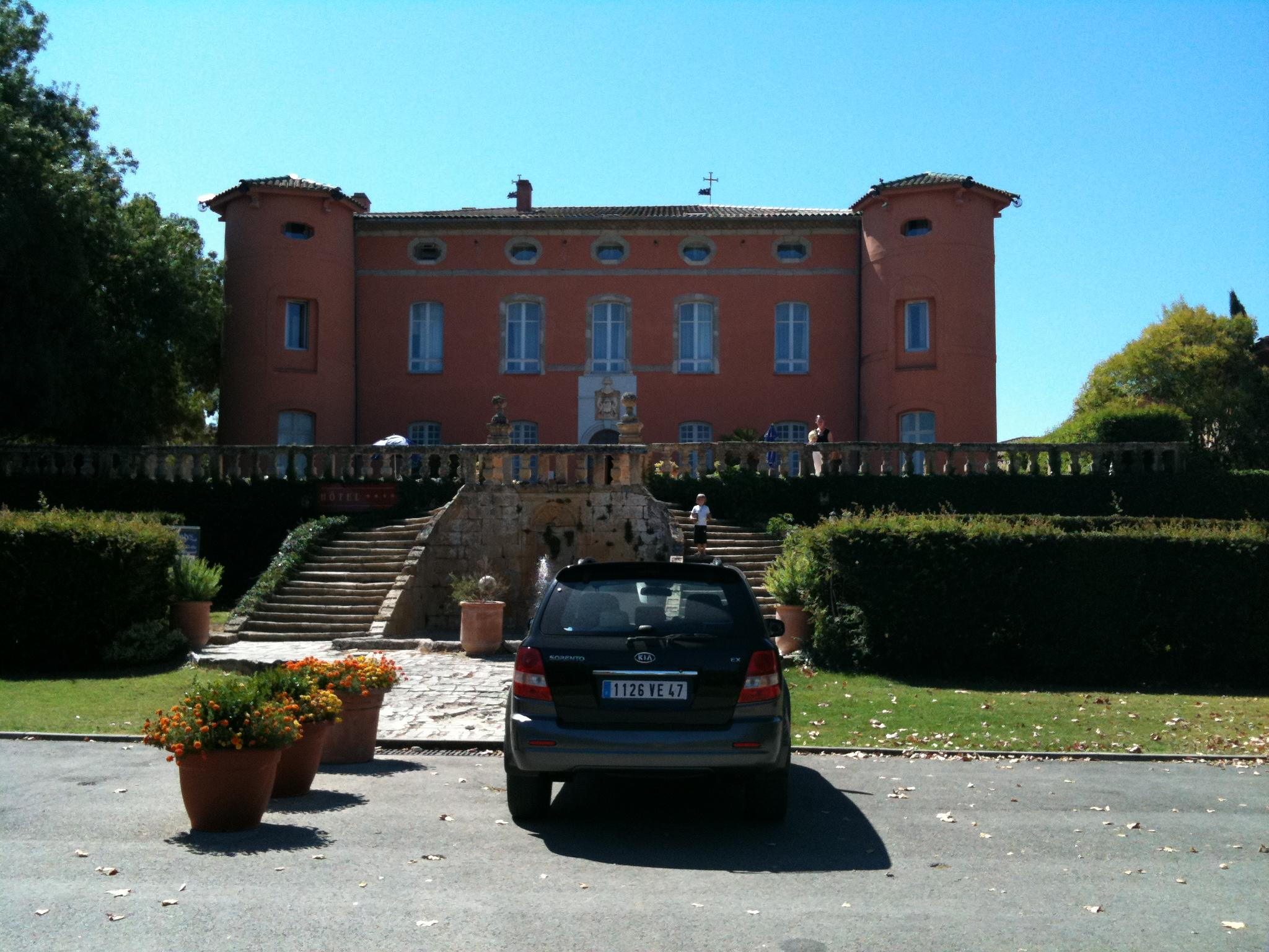 Chateau l'Arc
