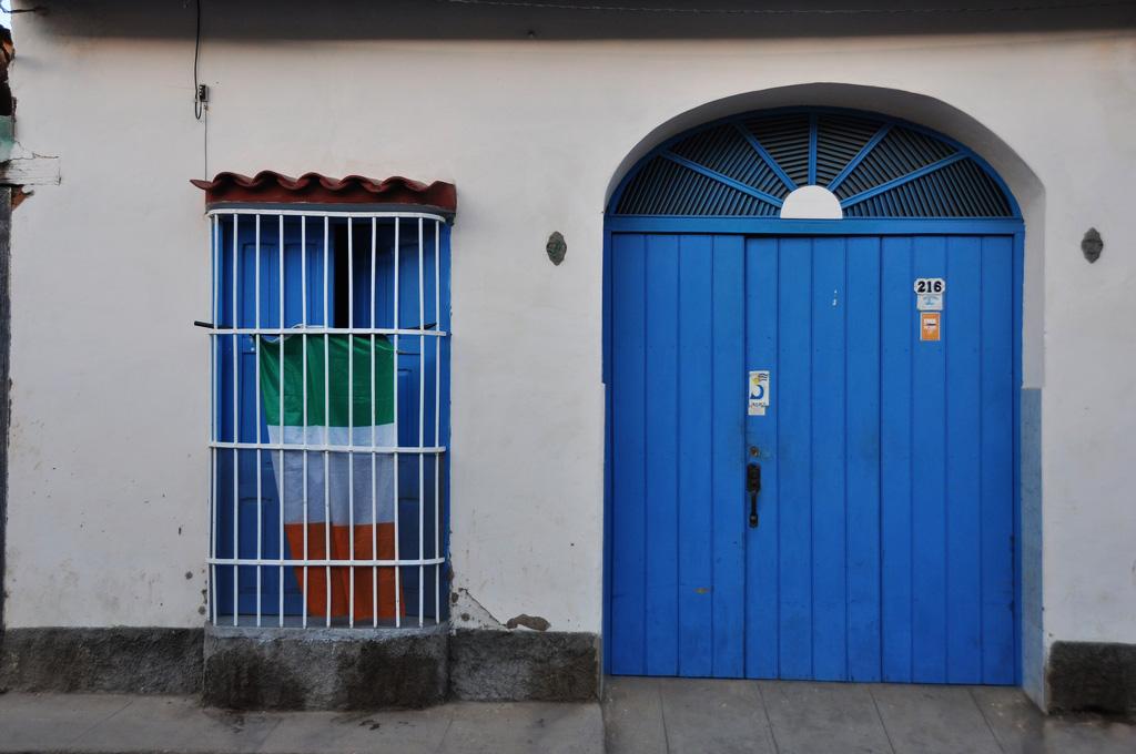 Casa Particular Sean Clancy, Trinidad