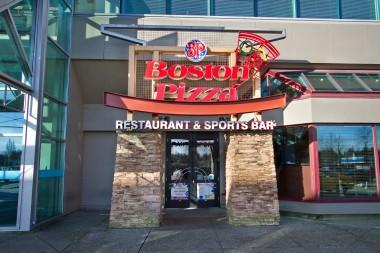 Boston Pizza Restaurants