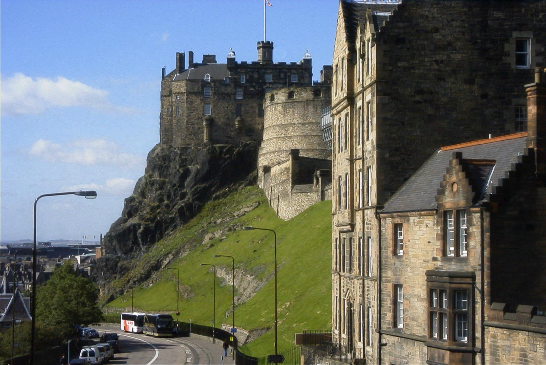 Apartment By Castle