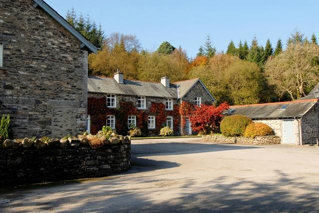 Graythwaite Cottages