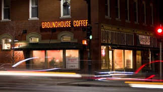‪Groundhouse Coffee‬