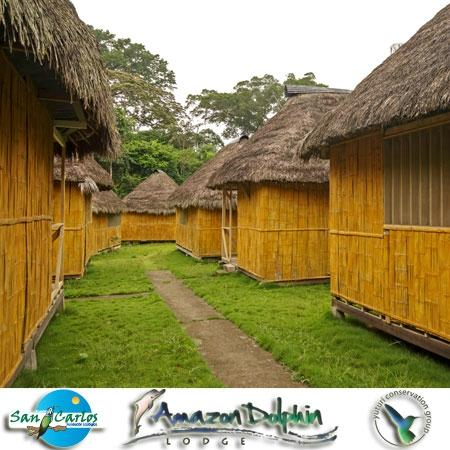 Amazon Dolphin Lodge