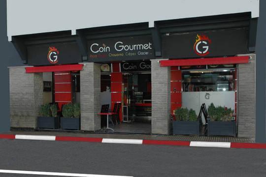 Coin Gourmet