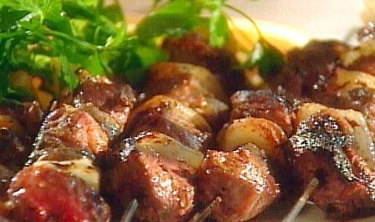 Kebabs and Curries