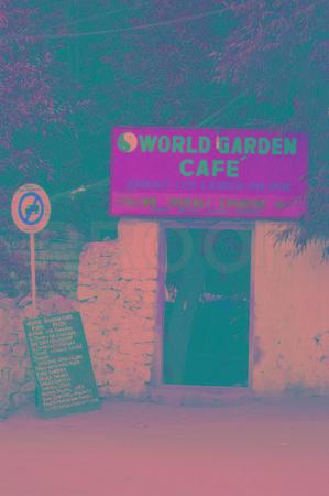 World Garden Cafe