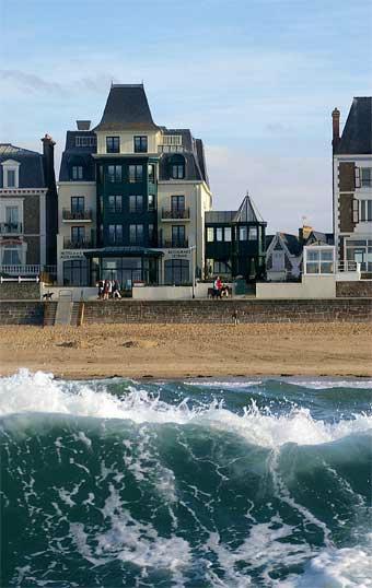 BEST WESTERN Hotel Alexandra, Saint-Malo