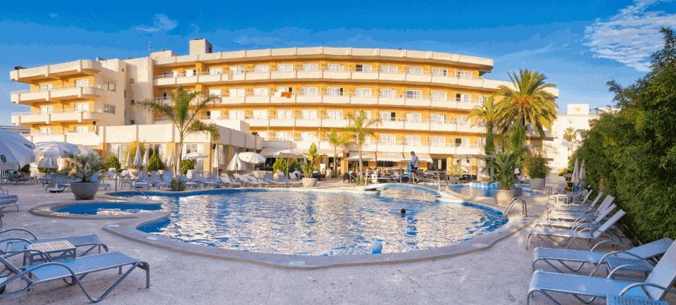 Hotel JS Alcudi-Mar