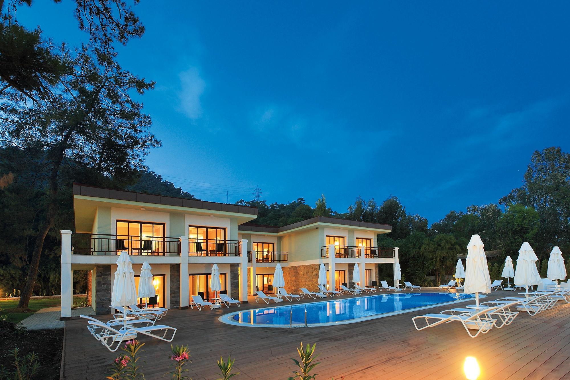 Marmaris Resort Deluxe Hotel 5 (Turkey): room description, service, reviews 66