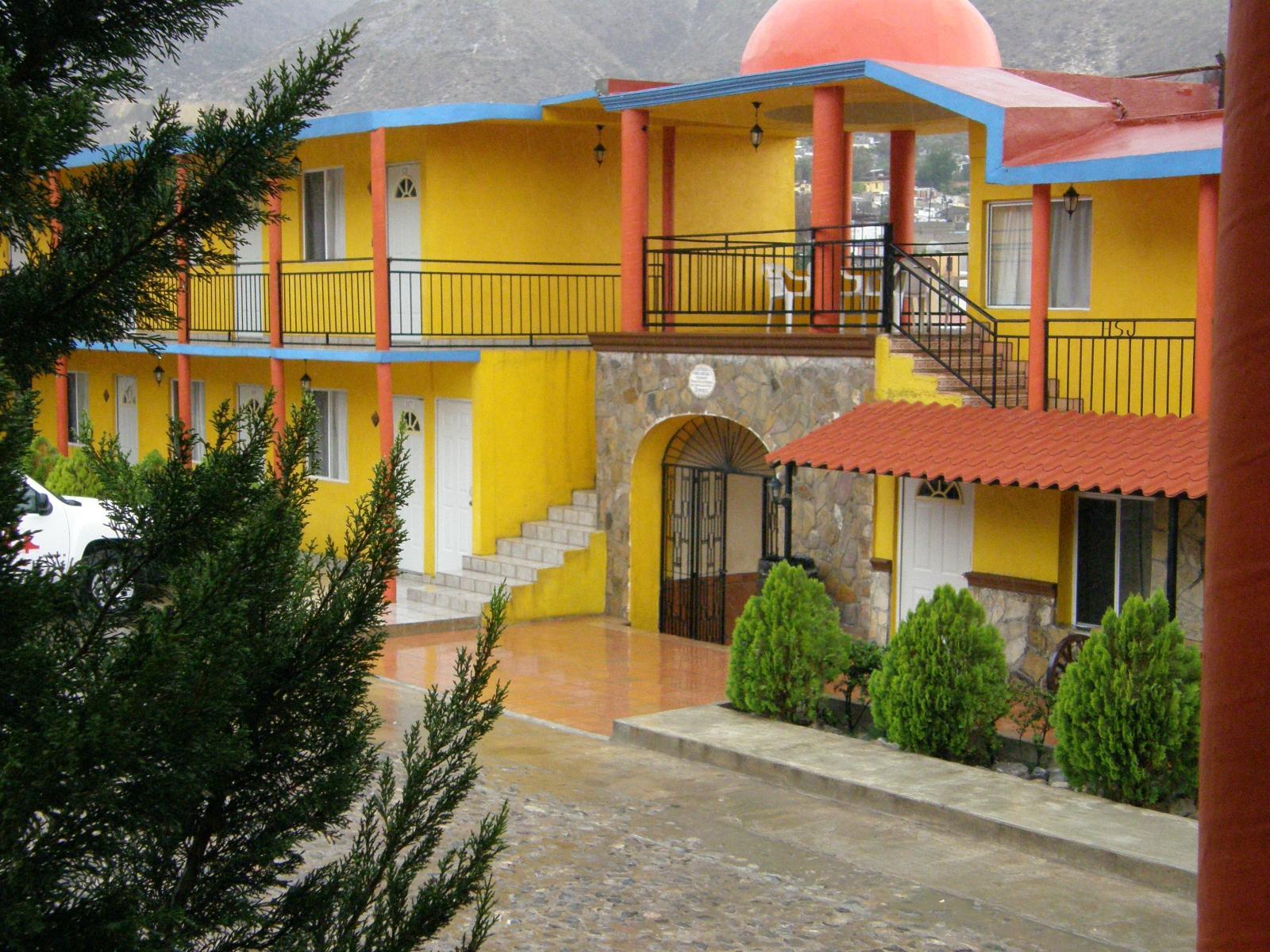 Hotel Hacienda San Javier