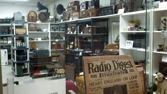 The Southern Appalachian Radio Museum