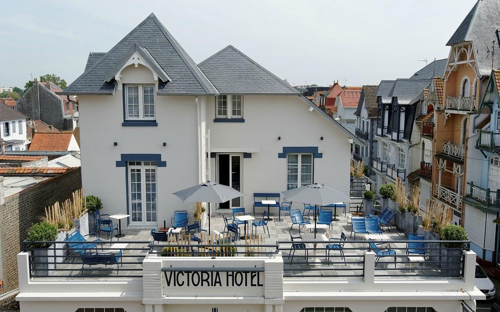 Hotel Castel Victoria Le Touquet Paris Plage France