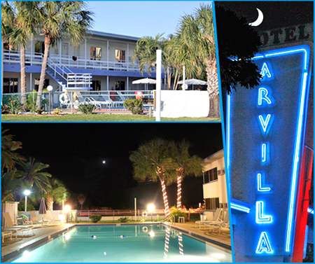 Arvilla Resort Motel Treasure Island
