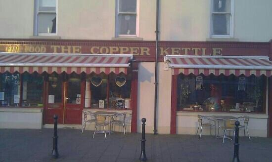 ‪The Copper Kettle‬