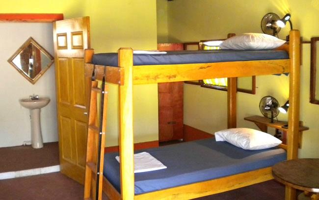 Marsella Valley Nature Center Accommodations