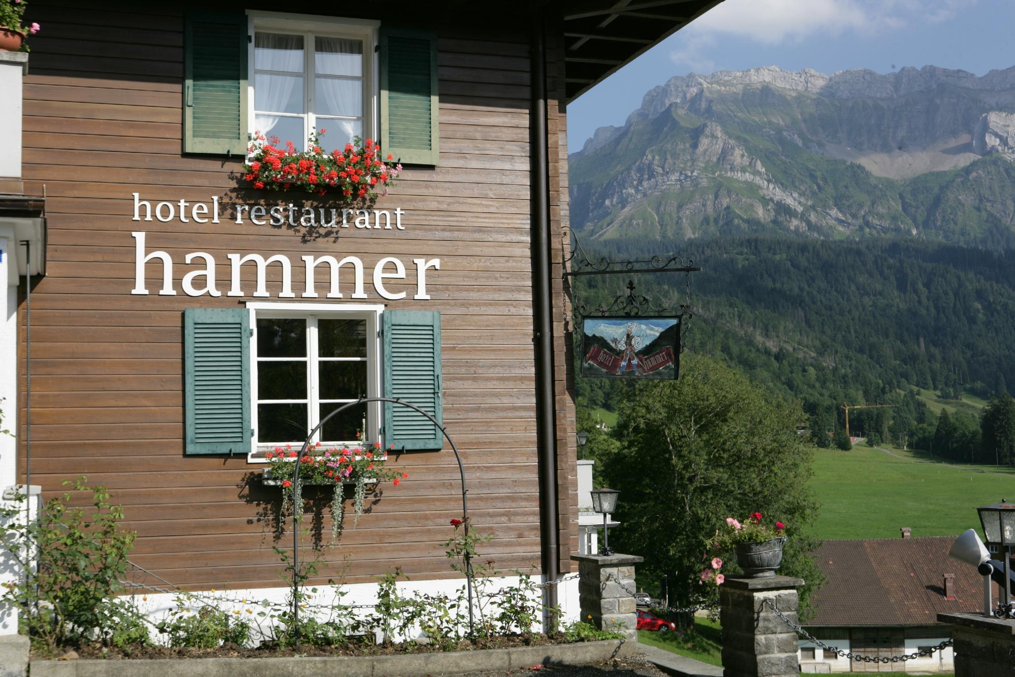 Hotel Restaurant Hammer