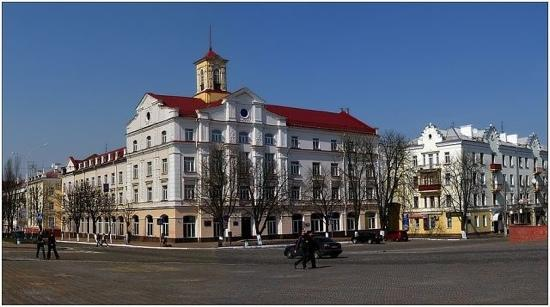 Chernihiv Red Square
