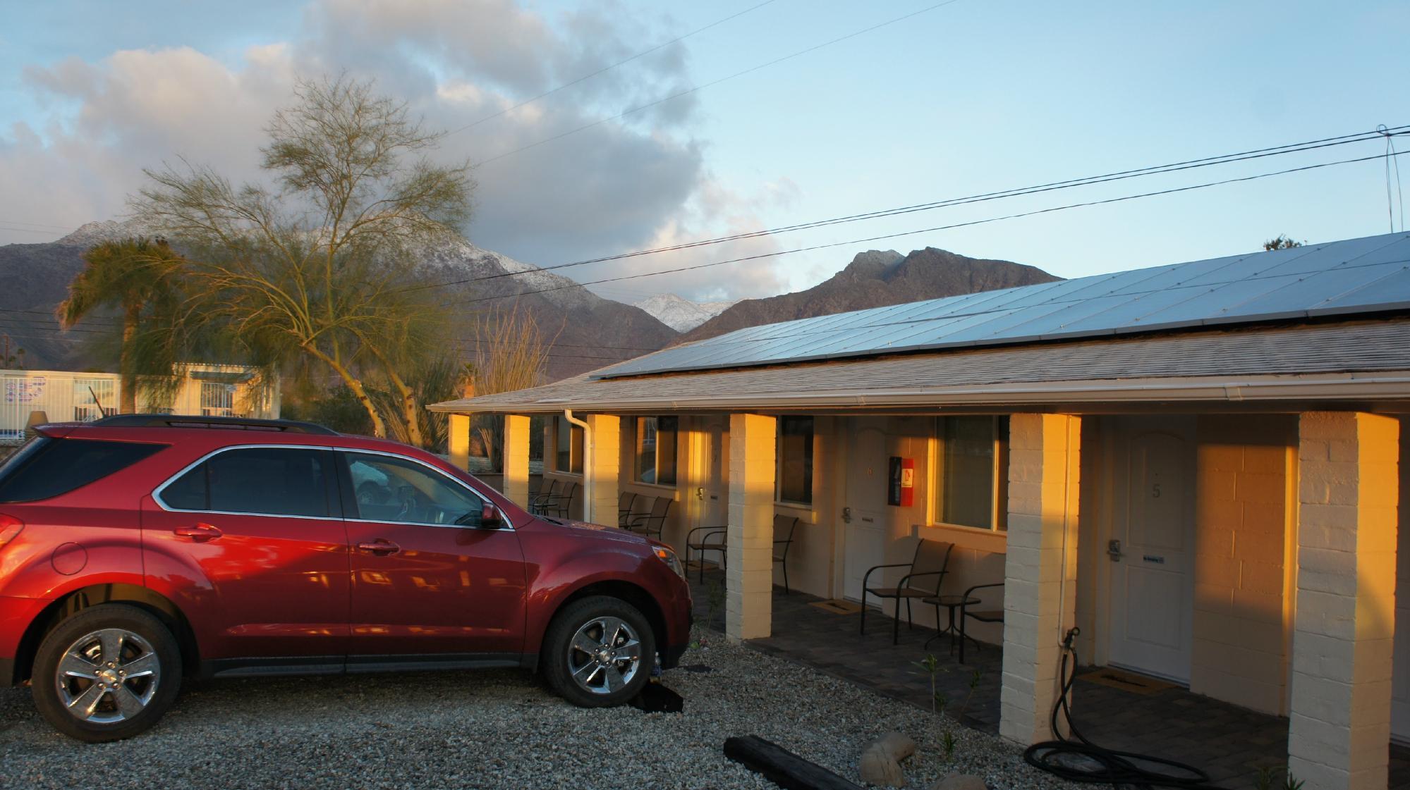 Borrego Springs Motel