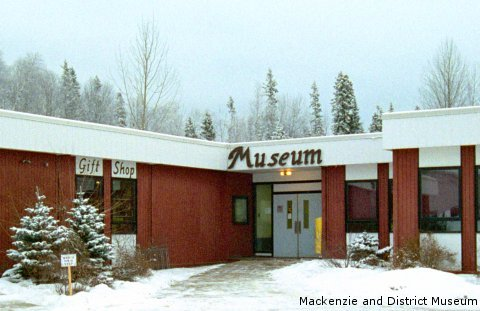 Mackenzie & District Museum