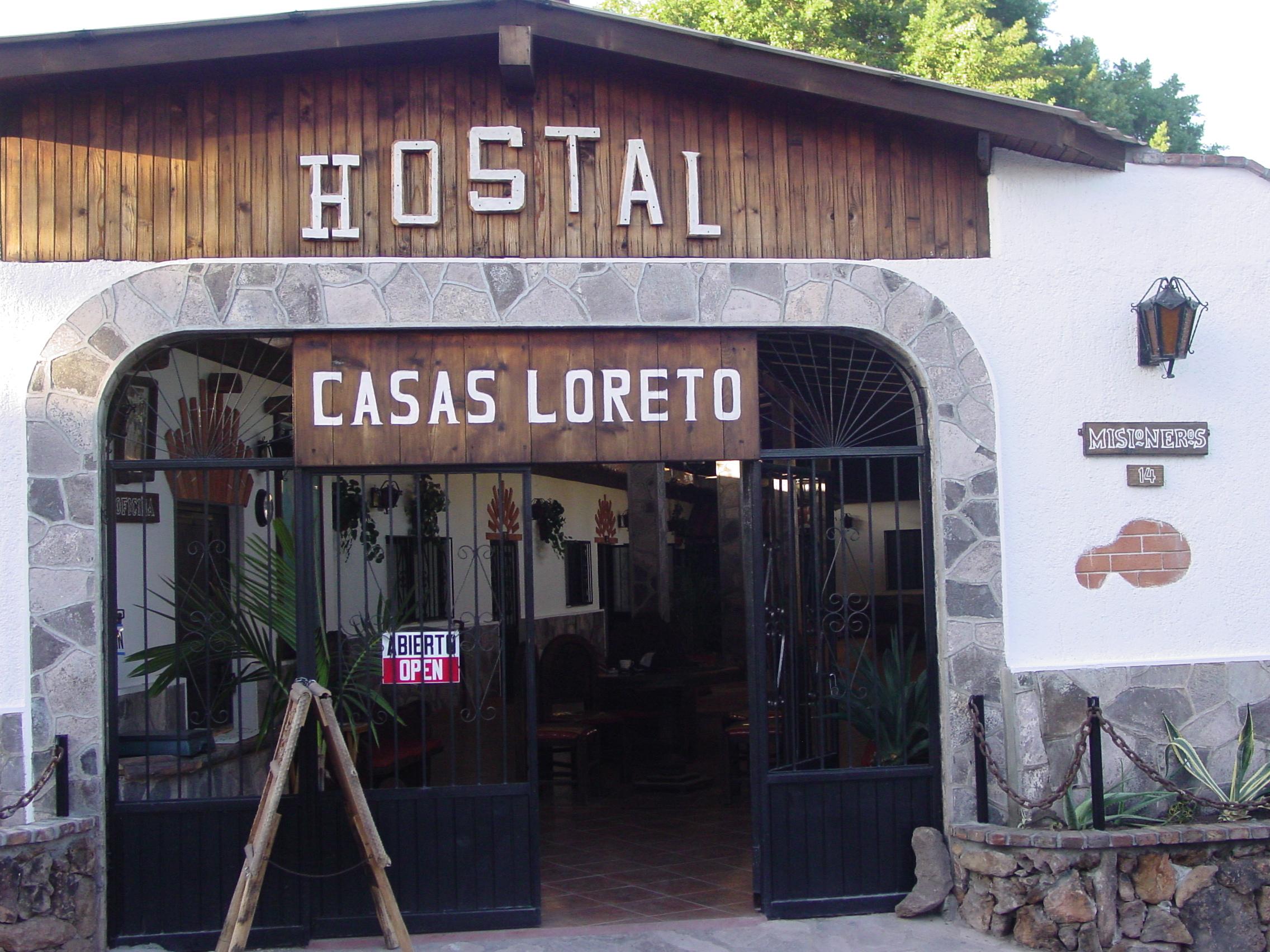 Hostal Casas Loreto