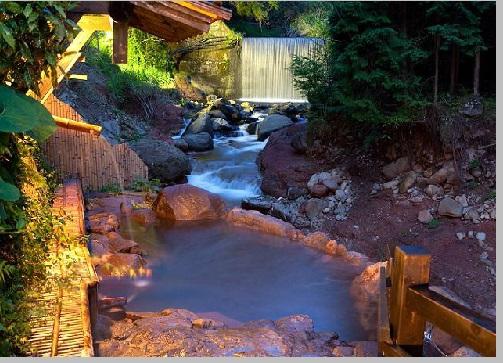 黒川温泉 奥の湯