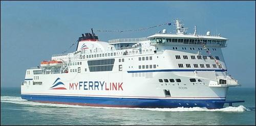 MyFerryLink Calais - Dover