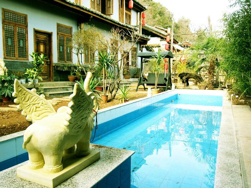 Lijiang Naman Mansion Hotel