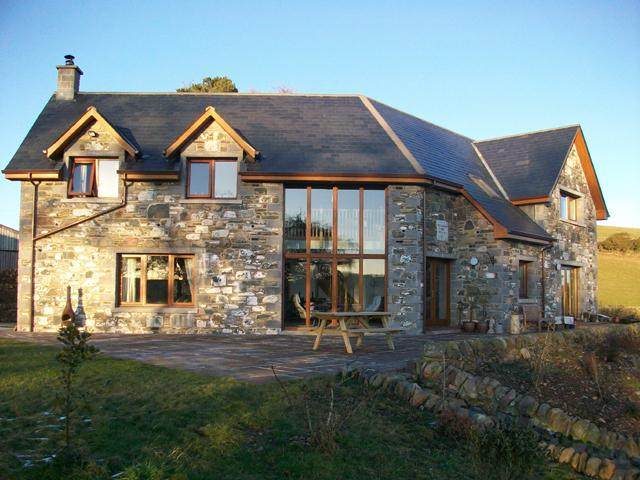 West Barmoffity Farmhouse