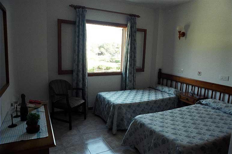 Apartamentos La Cabana