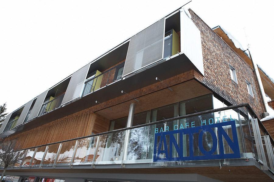 Aparthotel Anton