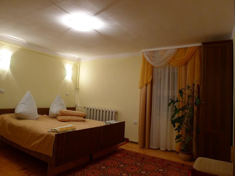 Hotel Garden (Na Sadoviy)