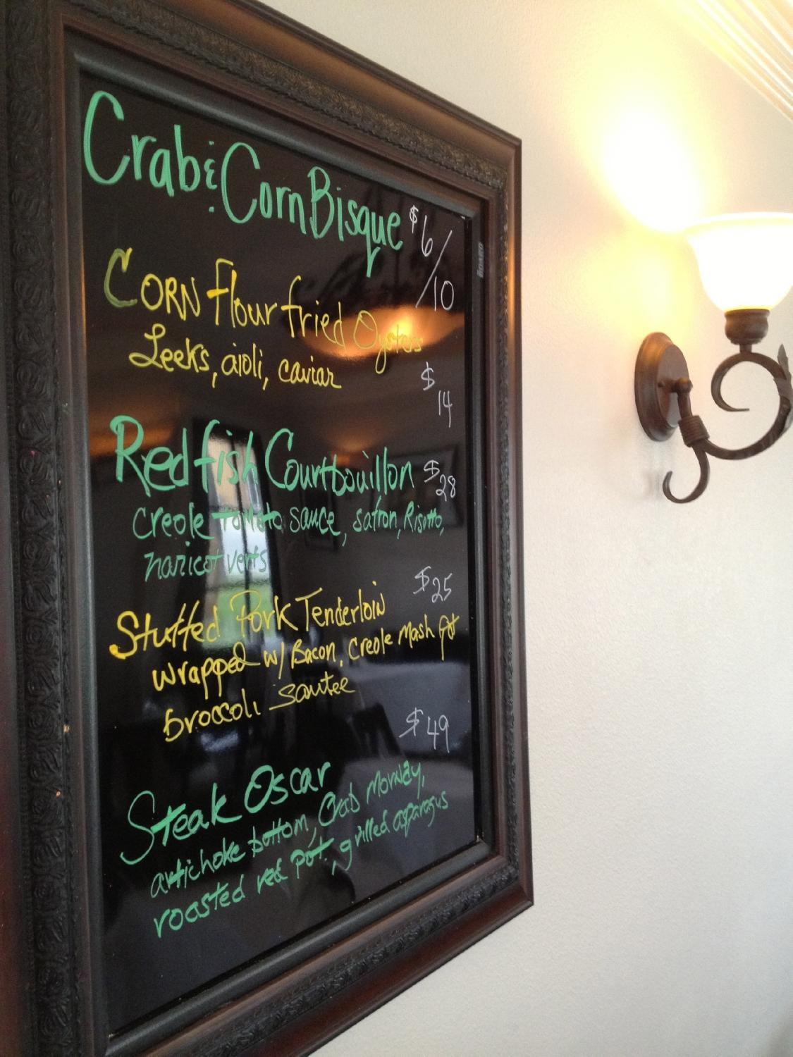 eclair bistro, cedar hill - menu, prices & restaurant reviews