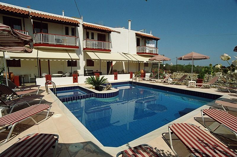 Villa Rosa Apartments