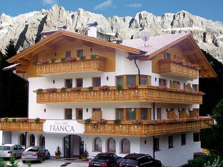 Hotel Garni Franca