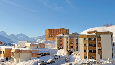 """Village de vacances """"Le Balcon de l'Alpe"""""""