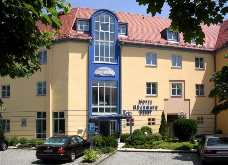 Hotel Hockmayr Garni