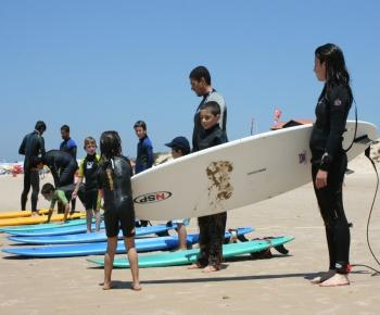 ‪Surfing Baleal Surf Camp & Surf School‬