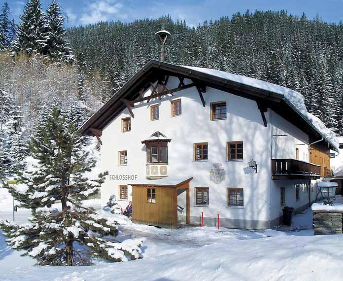 Chalet Schlosshof