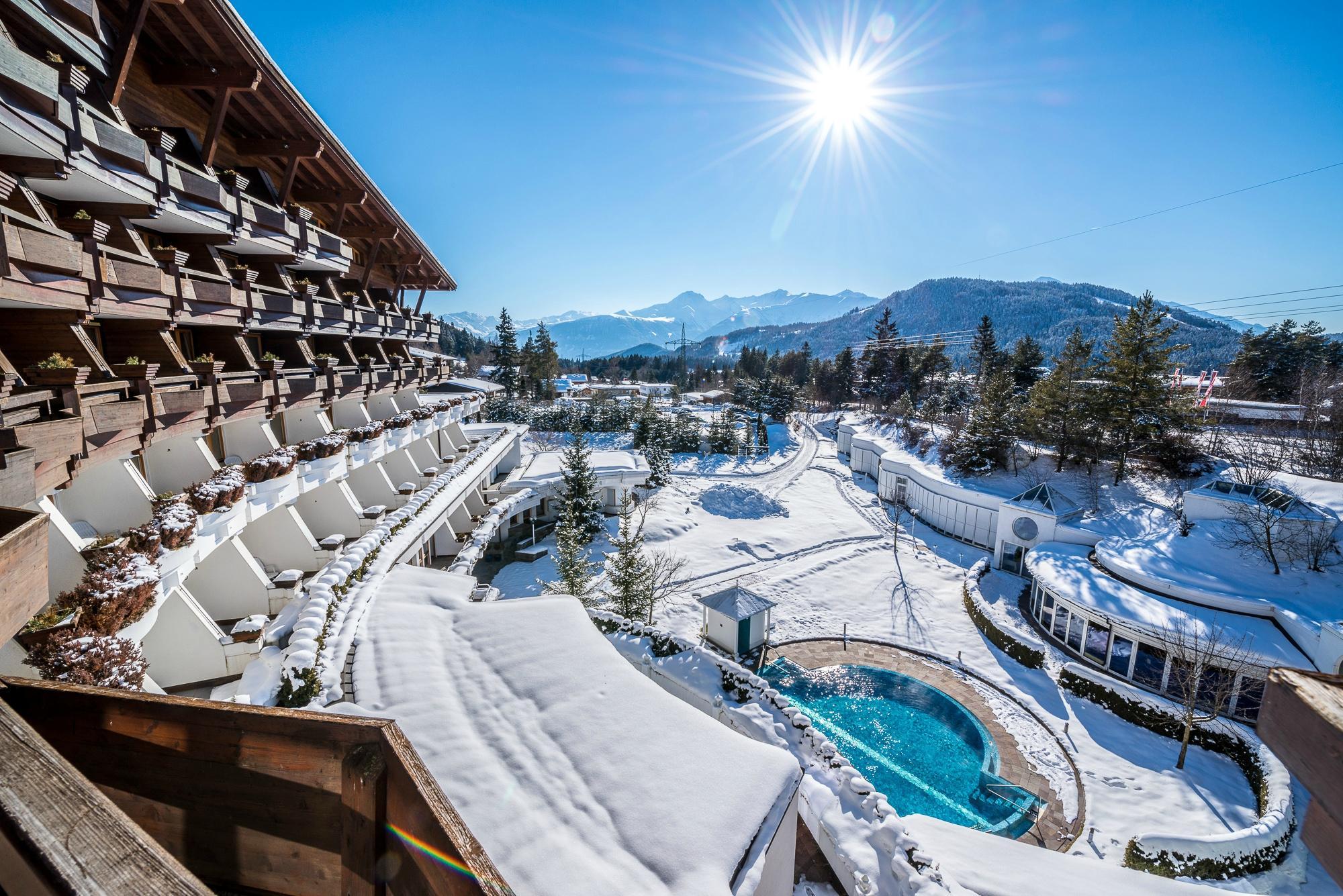 Dorint Alpin Resort Seefeld Tirol