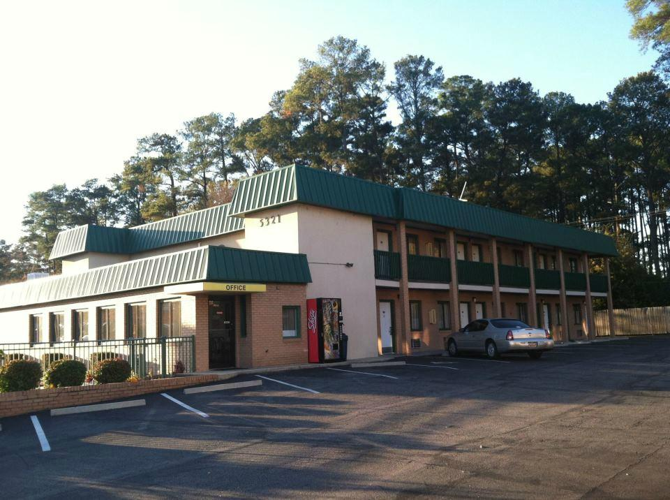 Super 8 Columbia Fort Jackson