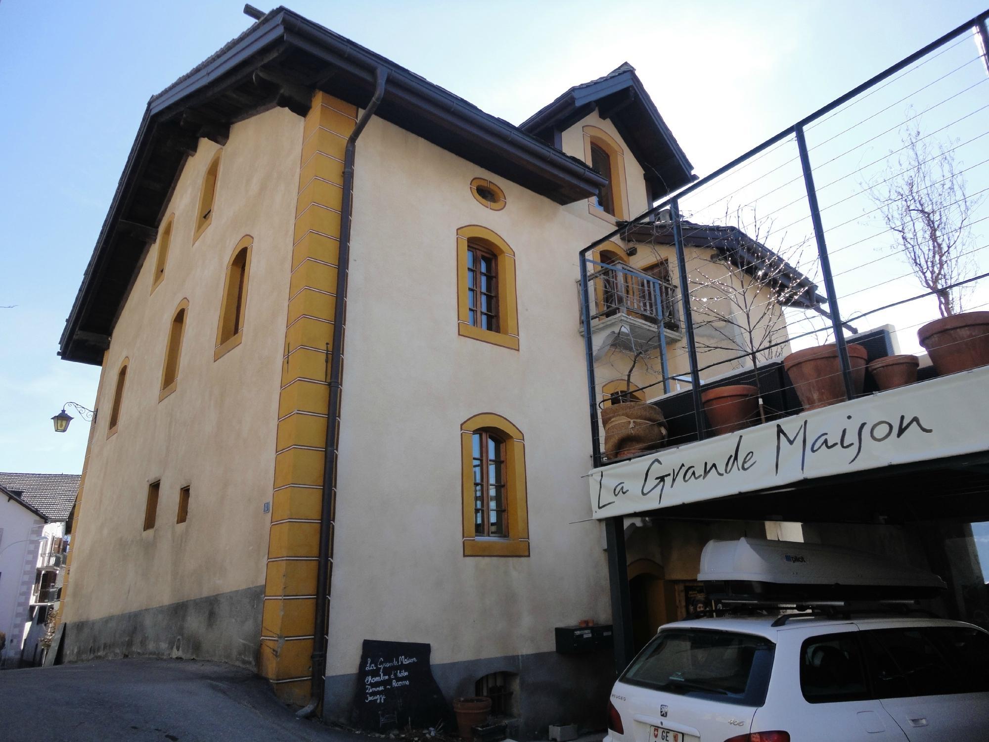 La Grande Maison de Chandolin