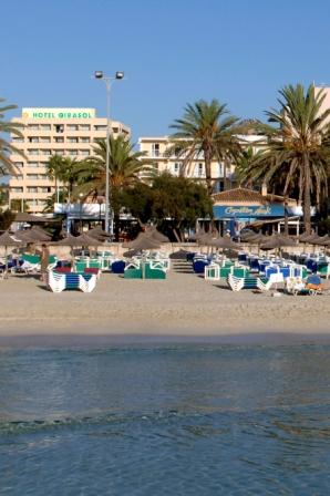 Hotel Girasol