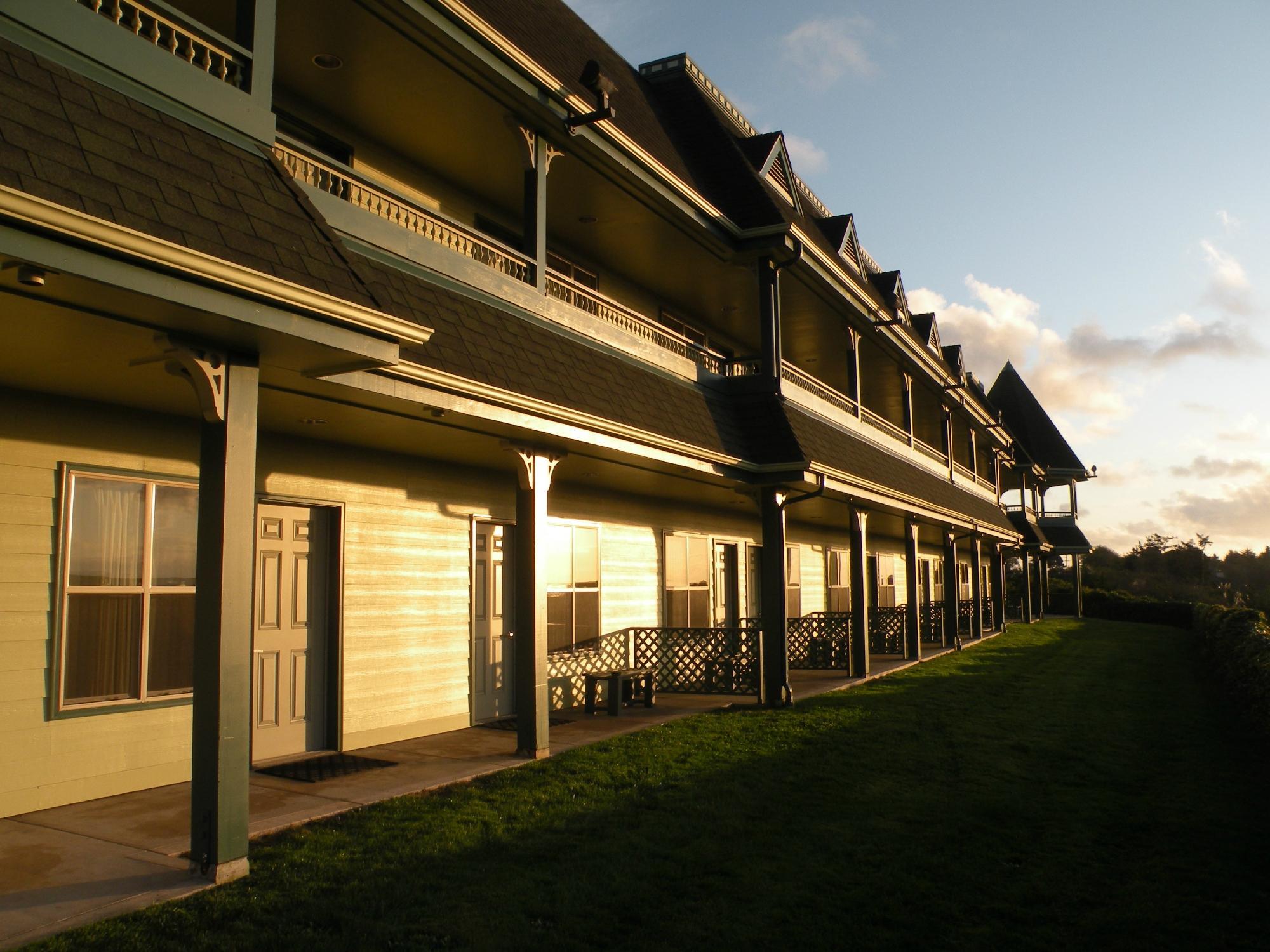 灣景汽車旅館