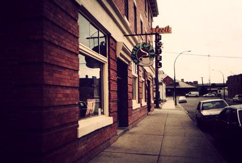 Cecil Coffee Shop